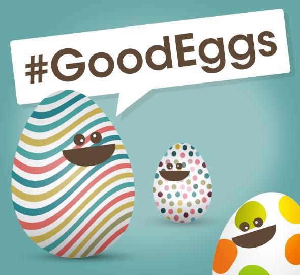 #GoodEggs easter giveaway