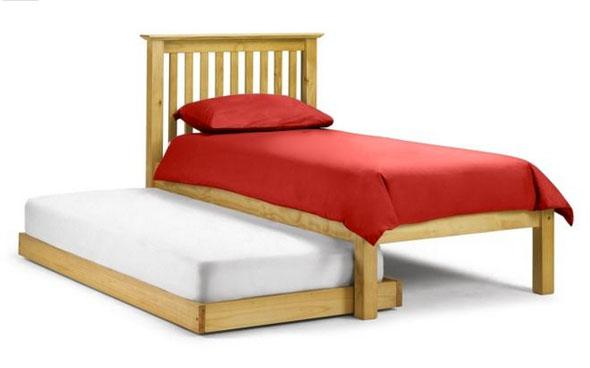 Chilton Pine Hideaway Wooden Bed Frame