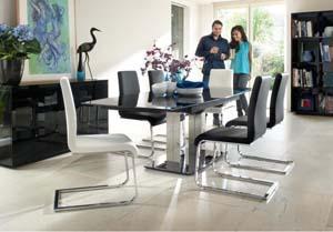 Condor electronic extending table