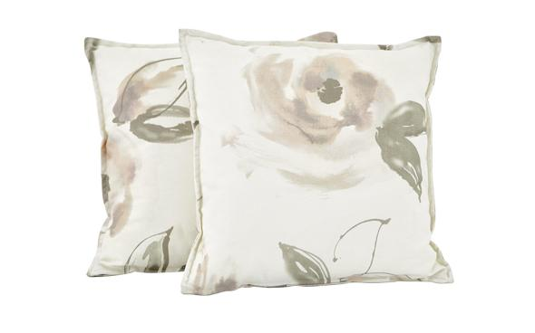 Kick pair of scatter cushions