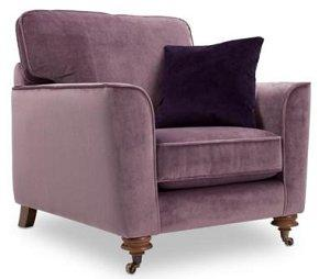 Lavender juliet chair