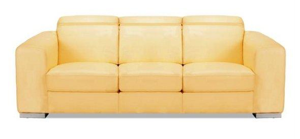 Yellow St Lucia Sofa