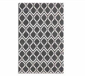 Mirage charcoal rug