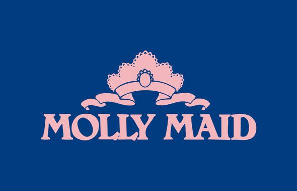 Molly Maid Service Logo