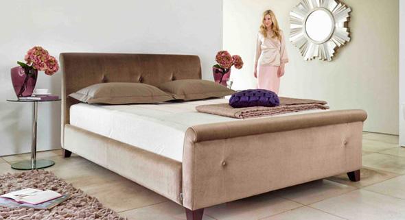 Tempur bed