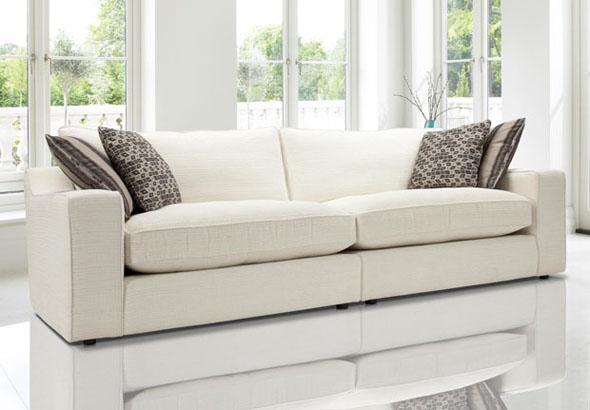 Omega 4 seater sofa