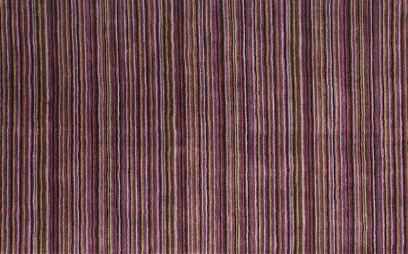 summer purple wool rug