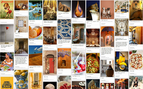 Rachel Whatmore's pinterest board