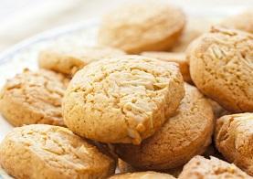 Croydon saffron cookies