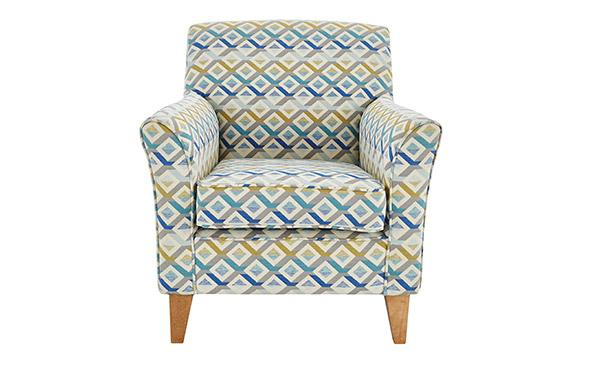 Copenhagen accent chair