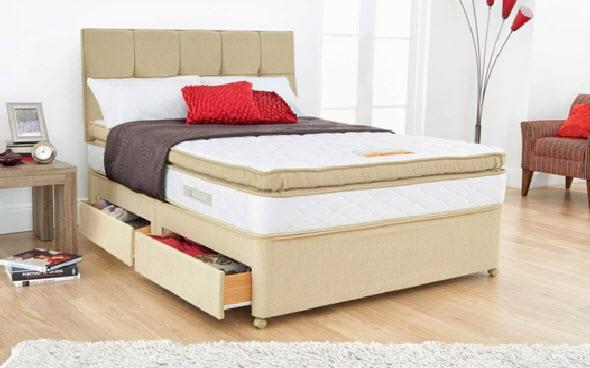 Sealy Allerby Divan Bed