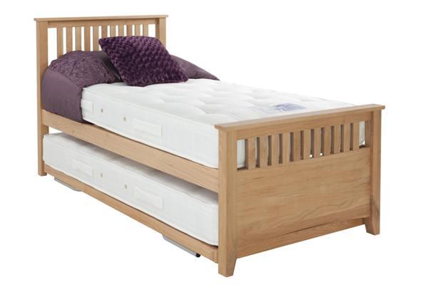 sleepover bed