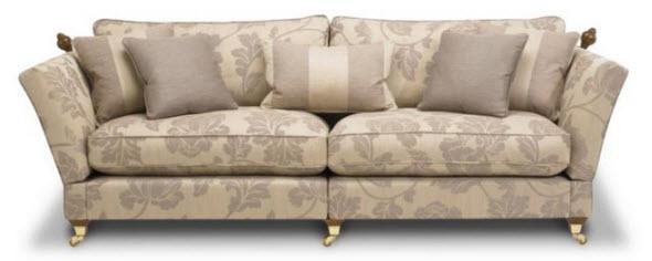 Vantage Floral Sofa