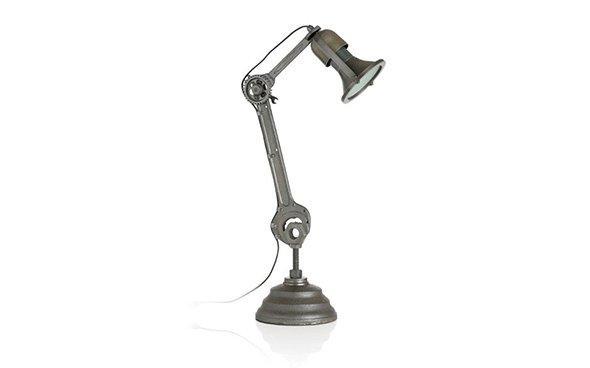 Station desk Lamp by furniture village