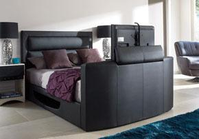 Hollywood tv bed
