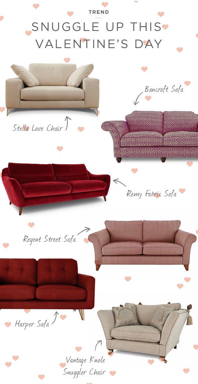 Valentines Day Sofas