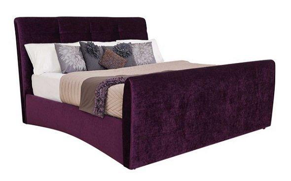 Tamara Velvet Bed Frame