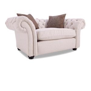 Langham place snuggler chair