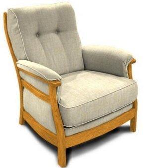 Ercol Easy Chair