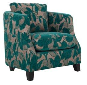 floral jessica accent chair