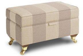 Vantage storage stool