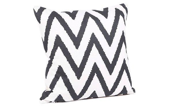 Ikat Pattern Cushion