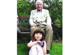 Ralph and Granddaughter