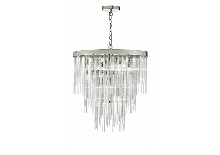 Image of Ada 7 Light Pendant Ceiling Light