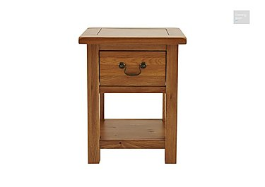 Arlington Lamp Table with Drawer  in {$variationvalue}  on FV