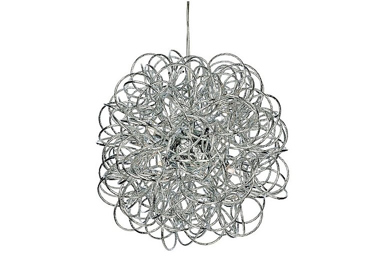 Image of Allure Pendant Chrome