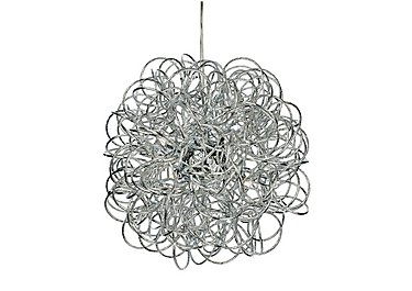 Allure Pendant Chrome