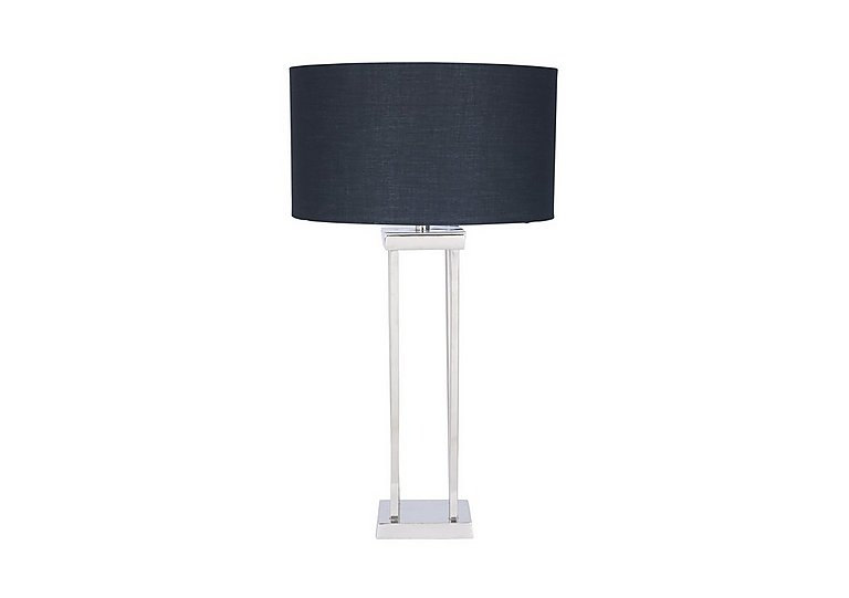Image of Aluminium Column Table Lamp