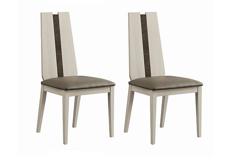 Andorra Pair of Dining Chairs in  on FV