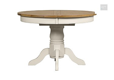 Arles Round Extending Dining Table  in {$variationvalue}  on FV