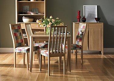 Artisan Flip-Top Extending Dining Table in  on FV