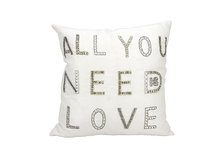 Image of All You Need is Love Cushion