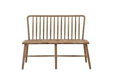 Battersea Highback Dining Bench in  on FV