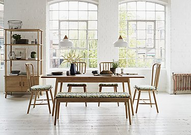 Battersea Extending Dining Table and 4 Chairs in  on FV
