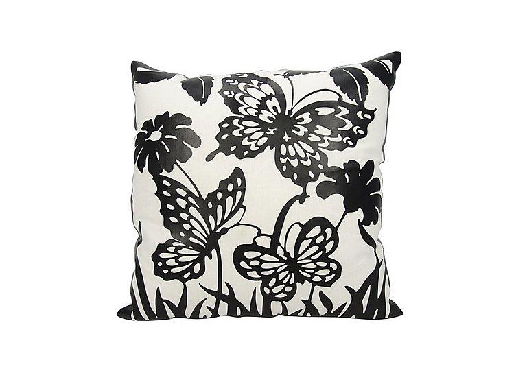 Butterfly Garden Cushion in  on FV