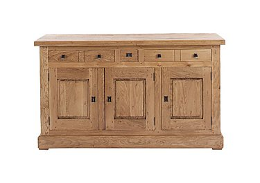 Big Oak 3 Door Sideboard in  on FV