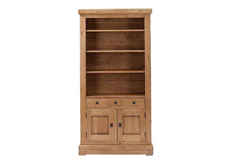 Big Oak 2 Door Bookcase