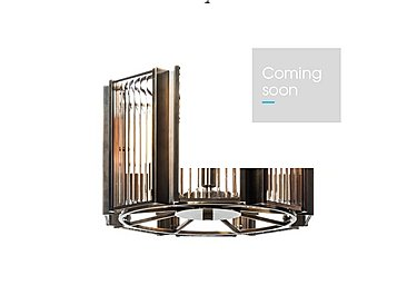 Brompton Small Pendant Light in  on FV