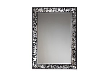 Bronte Mirror in  on Furniture Village