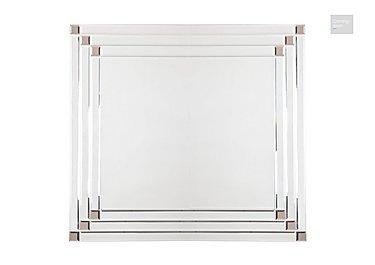 Bronze Corner Detail Mirror  in {$variationvalue}  on FV