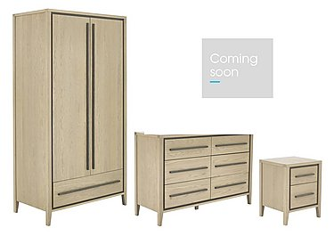Durrell 3 Piece Bedroom Set in  on FV