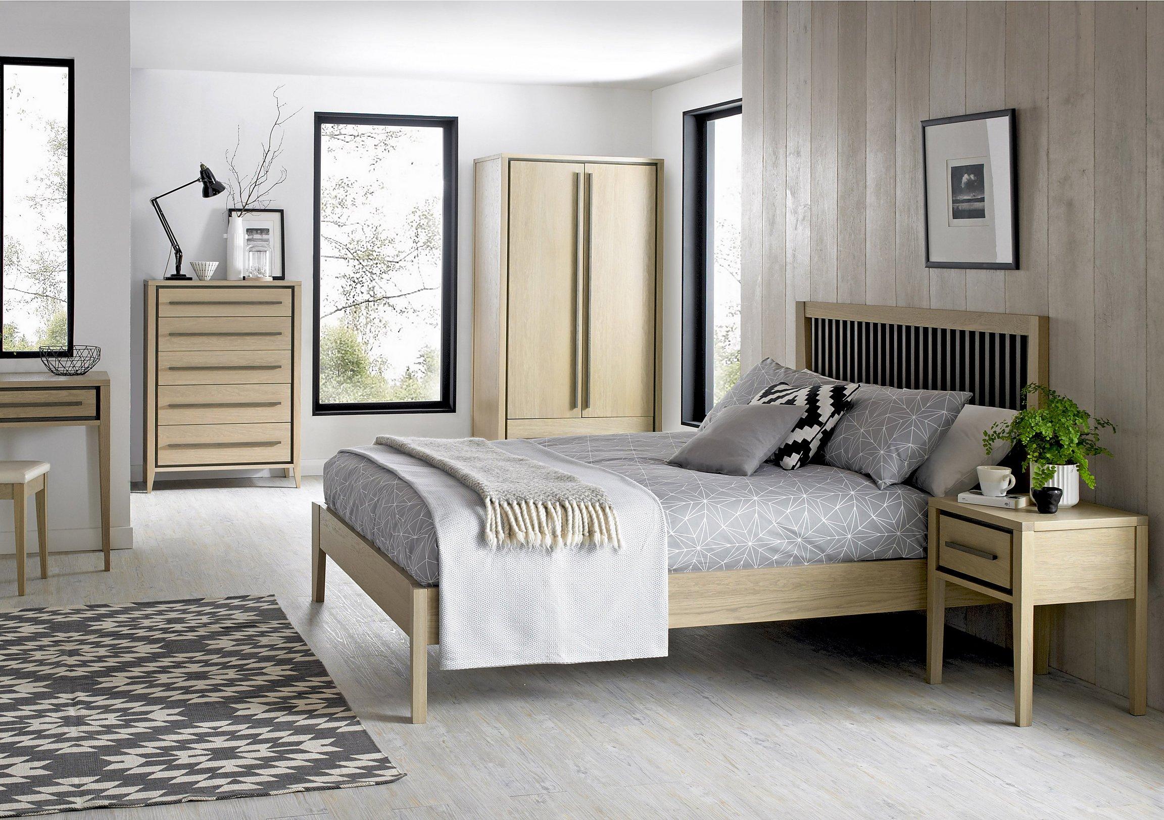 Lifestyle Bedroom Furniture Durrell 3 Piece Bedroom Set Furniture Village