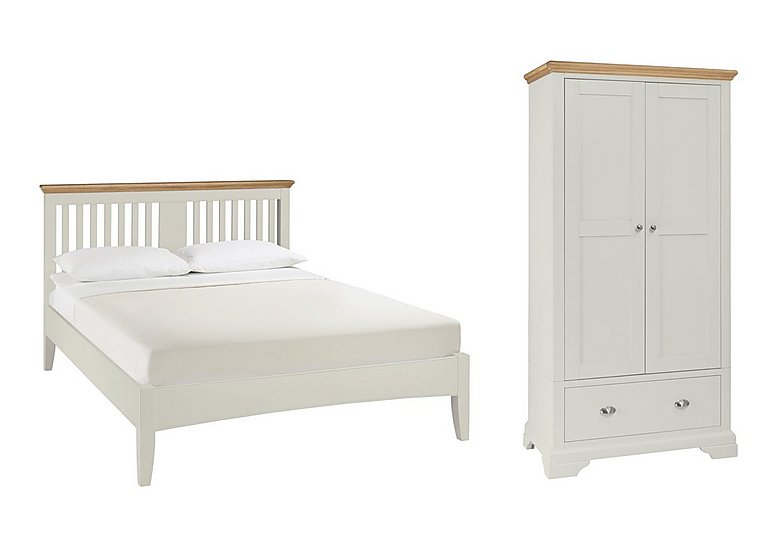 Emily 2 Piece Bedroom Set