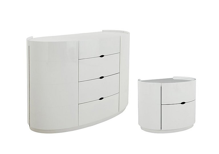 Polar 2 Piece Bedroom Set