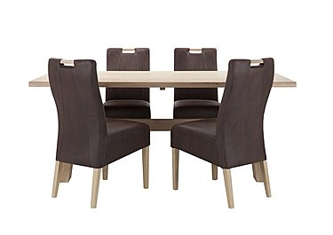Winsgate Dining Table and 4 Chairs in  on FV