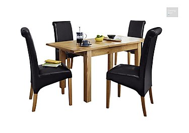 Arlington Dining Table and 4 Chairs  in {$variationvalue}  on FV